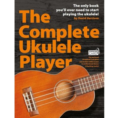 The Complete Ukulele Player (Book and download card)
