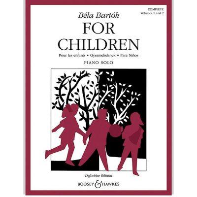 Bartok For Children