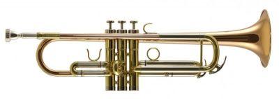 Trevor James Renaissance TJTR4500 Trumpet, Gold Lacquer