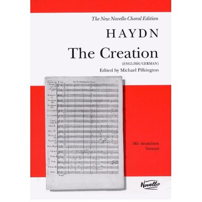 Haydn The Creation (Vocal Score)