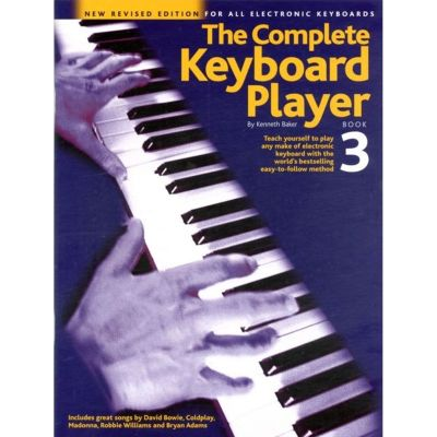 The Complete Keyboard Player Book 3 (Revised Edition)
