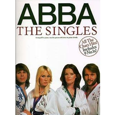 Abba The Singles (Piano/Vocal/Guitar)