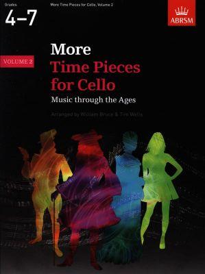 More Time Pieces for Cello - Volume 2