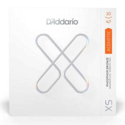 D'Addario XSAPB1047 Acoustic Phosphor Bronze Extra Light 10-47