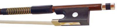 Hidersine Violin Bow - Brazilwood Octagonal Student 1/4 Size
