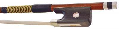 Hidersine Cello Bow - Brazilwood Octagonal Student 1/2 Size