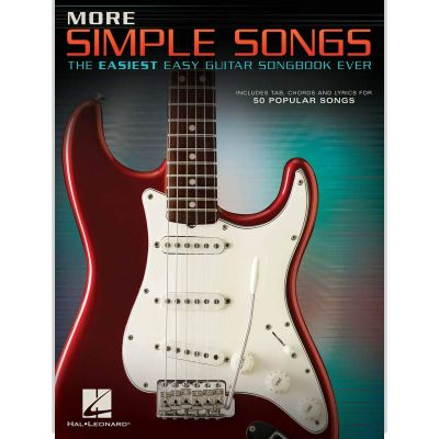 More Simple Songs The Easiest Easy Guitar Songbook Ever