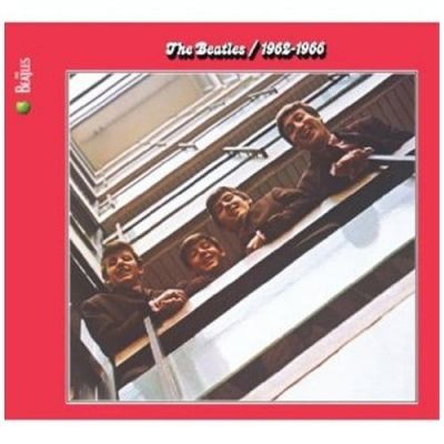 BEATLES - The Beatles - 1962-1966 (CD)