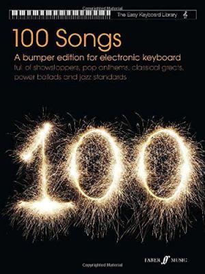 Easy Keyboard Library - 100 Songs