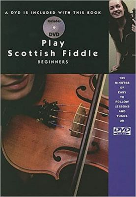 Play Scottish Fiddle (Book + DVD)