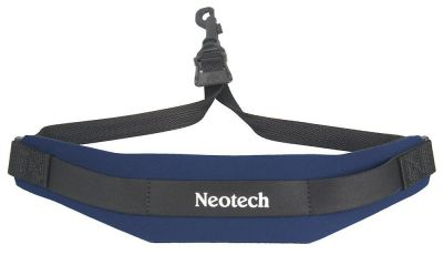 Neotech Soft Sax Strap Navy