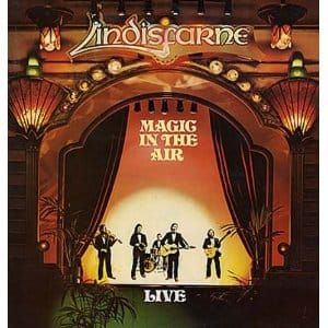 Lindisfarne - Magic In The Air - Live at Newcastle City Hall - CD