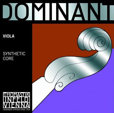 Thomastik Infeld Dominant Viola String Set, Full Size (136,137,138,139