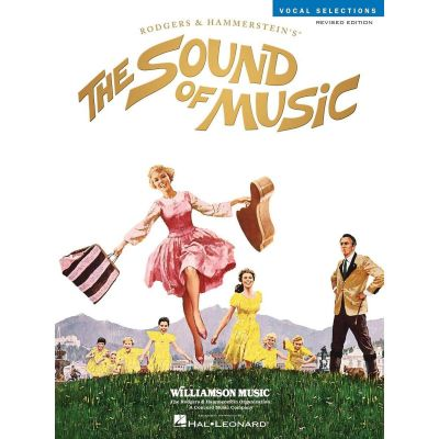 The Sound Of Music Vocal Selections Revised Edition (Piano/Voal/Guitar)