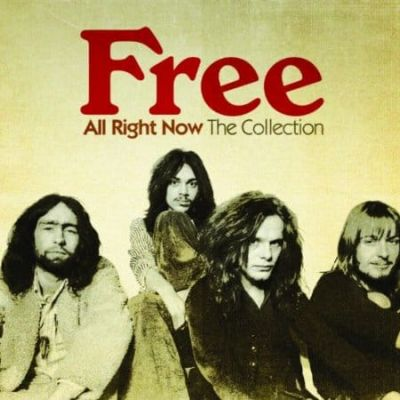 Free - All Right Now - The Collection (CD)