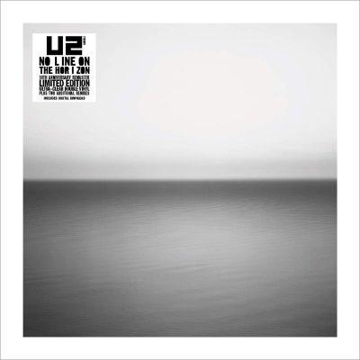 U2 - No Line On The Horizon - LTD UTLRA-CLEAR DOUBLE VINYL