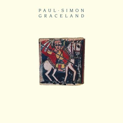 PAUL SIMON - GRACELAND - VINYL