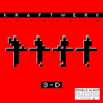 KRAFTWERK - 3-D THE CATALOGUE - 2LP
