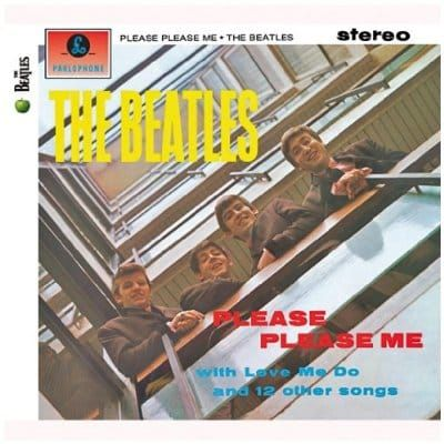 BEATLES - The Beatles - Please Please Me (CD)