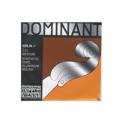 Thomastik Infeld Dominant Violin A String, Aluminium, Full Size