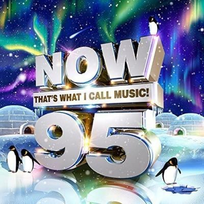 VARIOUS ARTISTS - NOW THAT'S WHAT I CALL MUSIC 95 - CD