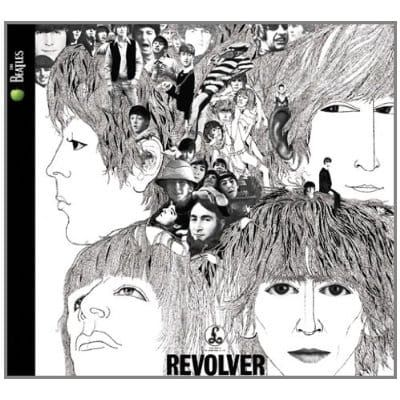 BEATLES - The Beatles - Revolver (CD)