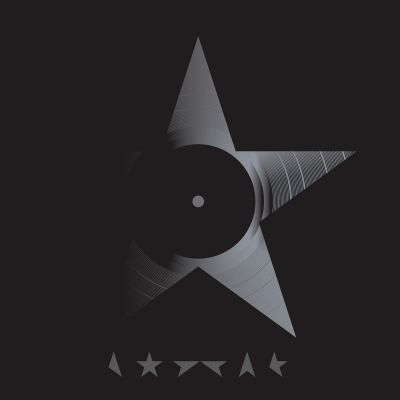 DAVID BOWIE - BLACKSTAR (vinyl)