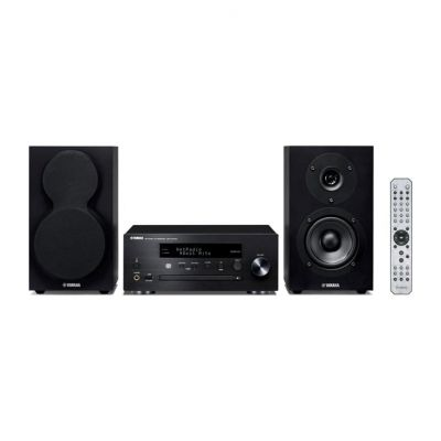 Yamaha MCRN470D Micro HiFi System with NSBP150 Speakers