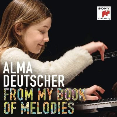 ALMA DEUTSCHER - FROM MY BOOK OF MELODIES