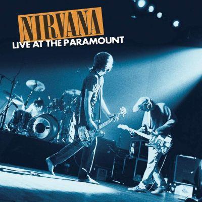 Nirvana - Live At The Paramount - 2LP