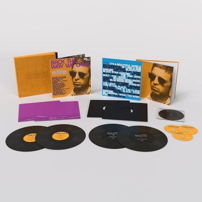 NOEL GALLAGHER'S HIGH FLYING - BACK THE WAY WE CAME - VOL 1 - DELUXE BOX SET