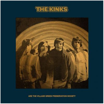 Kinks - Are The Village Green Preservation - 11 Disc Box Set CD/Vinyl