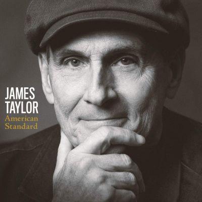 JAMES TAYLOR - AMERICAN STANDARD - VINYL