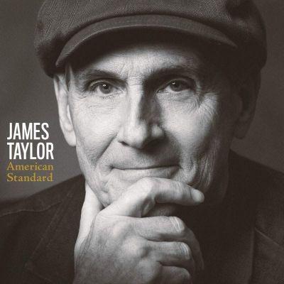 JAMES TAYLOR - AMERICAN STANDARD - CD
