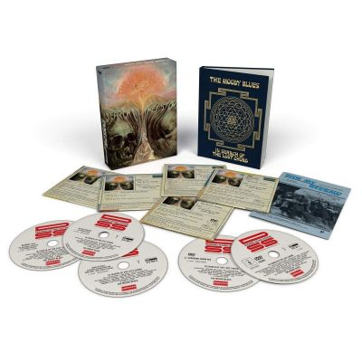 Moody Blues - In Search Of The Lost Chord - CD Box Set