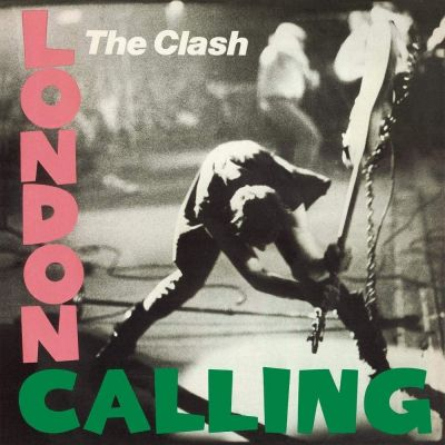 CLASH - LONDON CALLING - 2 LP VINYL