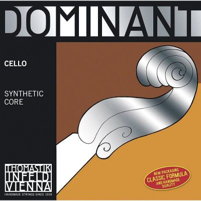 Thomastik Infeld Dominant Cello String Set, Full Size (142,143,144,145)