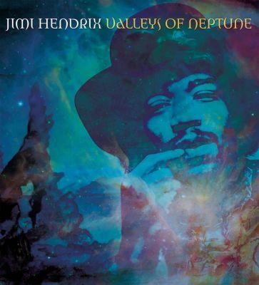 Jimi Hendrix - Valleys Of Neptune - Vinyl