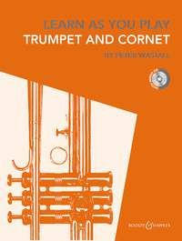 Learn as you play Trumpet - 2013 edition (Book and CD)