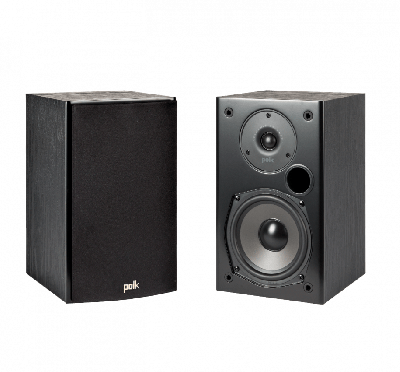 Polk T15 Home Theatre and Music Bookshelf Speaker (Pair)