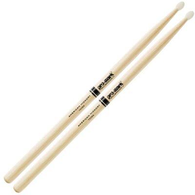 ProMark 2B Hickory Nylon Tip Drum Sticks