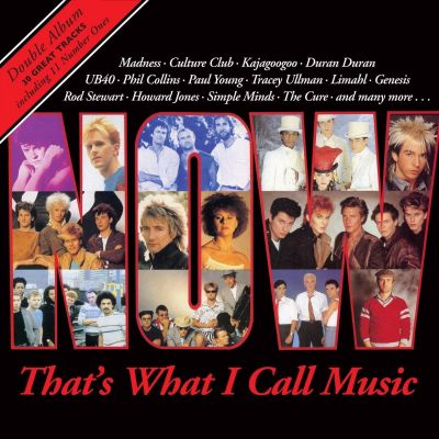 VARIOUS ARTISTS - NOW THAT'S WHAT I CALL MUSIC - CD