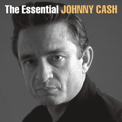 JOHNNY CASH - THE ESSENTIAL - 2LP VINYL