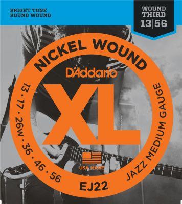D'Addario XL Jazz Medium