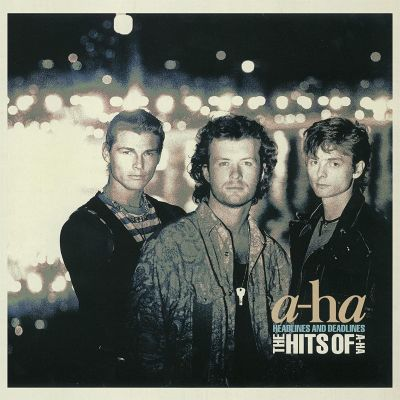 A-Ha - Headlines And Deadlines - The Hits Of A-HA - VINYL