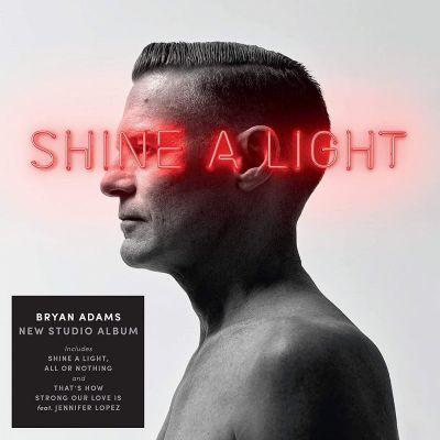 BRYAN ADAMS - SHINE A LIGHT - VINYL