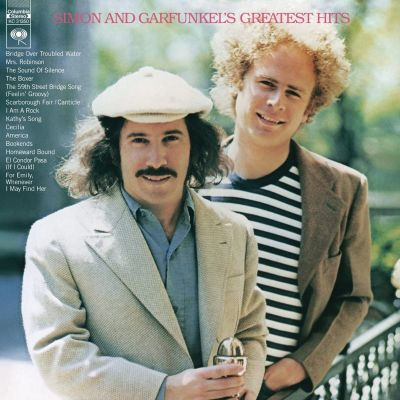 SIMON and GARFUNKEL - GREATEST HITS - VINYL