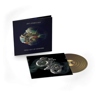 Jeff Lynne'S Elo - From Out Of Nowhere - (Lenticular Sleeve / Gold Vinyl)