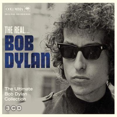 BOB DYLAN - THE REAL BOB DYLAN - 3CD