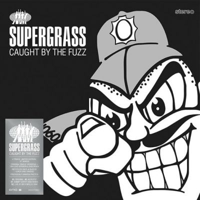 SUPERGRASS - CAUGHT BY THE FUZZ - RSD20